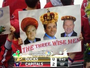 3 very wise men indeed