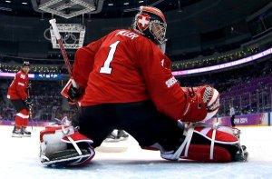 Ice Hockey - Winter Olympics Day 8 - Switzerland v Czech Republic