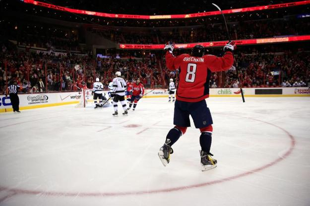 The GR8 celebrates his PPG (@WashCaps)