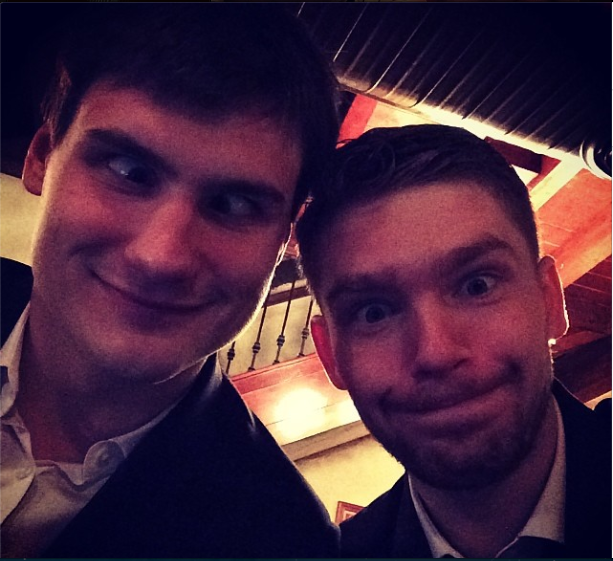 Dima and Kuzya so funny)))) (@Kuzya092)